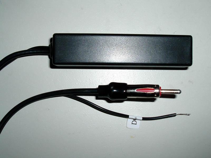 2G DSM Power Antenna Removal