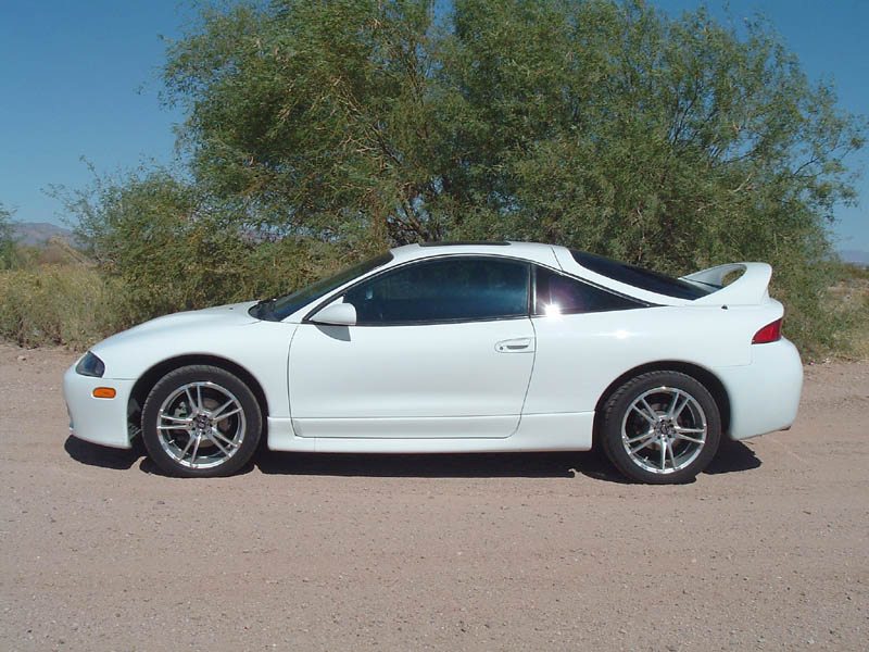 1998 Mitsubishi Eclipse | Autos Post