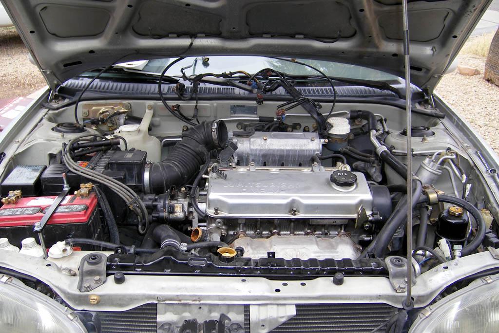 1995 Mitsubishi Mirage 1.8 4g93 Cylinder Head Install