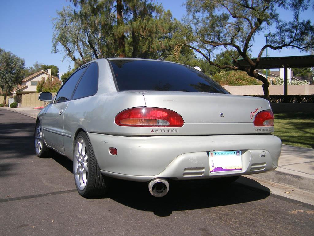 1995 Mirage Ls Exterior