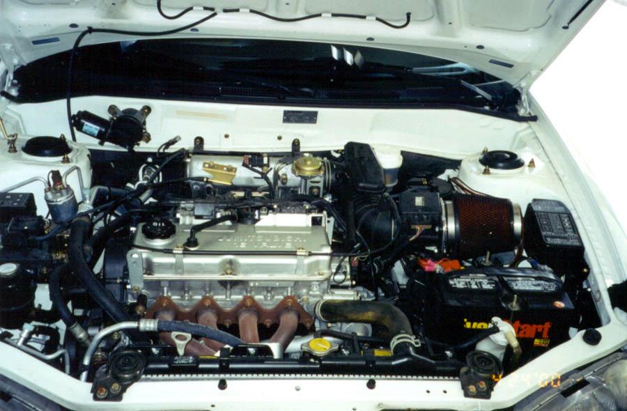1997 Mirage Ls