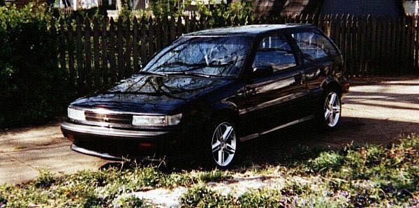1989 Mitsubishi Mirage Turbo