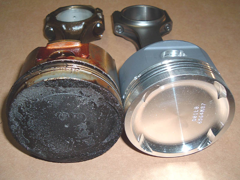 Wiseco Forged Pistons & ARP Hardware for the 2.4 G4CS DOHC